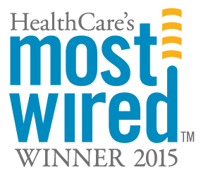 LMH Named on 2015 HealthCare's Most Wired™ Award List