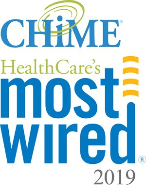 LMH Named 2019 CHIME HealthCare's Most Wired Recipient